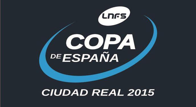 """Horarios y venta de entradas para la Copa de España de Fútbol Sala """"Ciudad  Real 2015"""" dbba74330bb3a"""