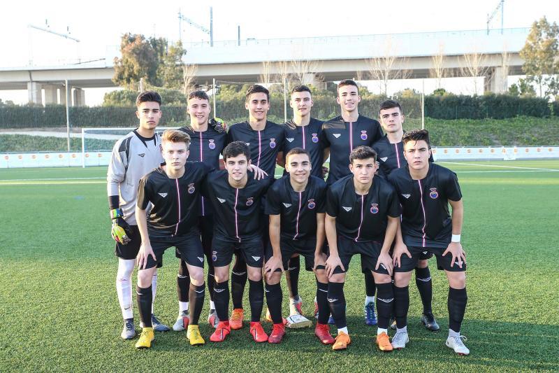 c08988d9ae23a Castilla La Mancha 1 – Catalana 0 categoría sub-18. La selección sub-18 de  Castilla La Mancha consigue la victoria y esperará a mañana para conocer si  se ...
