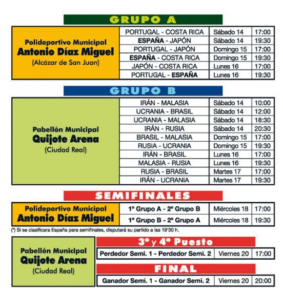Calendario Mundial Futbol.Federacion Futbol Castilla La Mancha Calendario Mundial Futbol